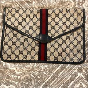 Authentic Gucci Clutch Envelope ✉️